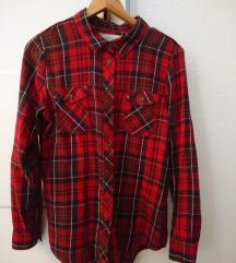 Vero Moda karirana košulja