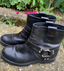 Tory Burch kožne čizme