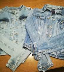 Jeans jakne