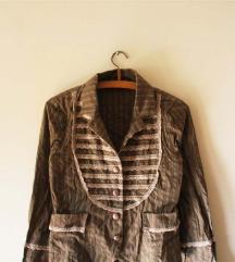 Rinascimento military čipkasti sako/jaknica