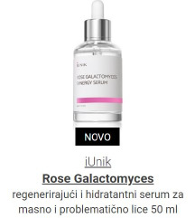 NOVO iUNIK - Rose Galactomyces Synergy Serum