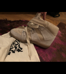 ISABEL MARANT Étoile Bobby sneakers