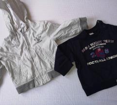 Lot jakna Zara i majica Iana