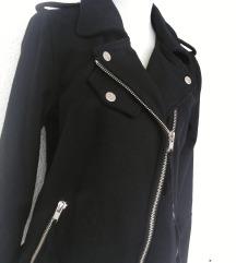 crna jakna vel 38 SNIŽENJE! 50% 99KN