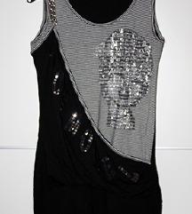 Nova crna haljina/tunika!