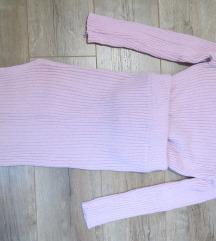 Komplet pulover suknja
