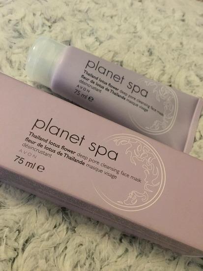 Avon Planet Spa • maska za lice