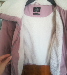 Nova roza jakna vel 36
