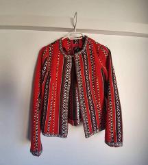 Boohoo aztec jakna