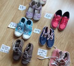Cipelice za djevojčice-froddo i ciciban(br.21-28)