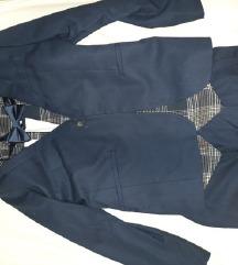Zara odijelo komplet, prsluk i mašna