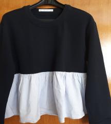 Zara majica s volanom M/L