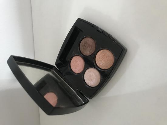 Chanel les 4 ombres paleta