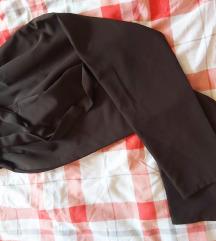 Poslovne hlače visoki struk