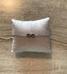 NOVA srebrna ogrlica ♾ (pt uklj)