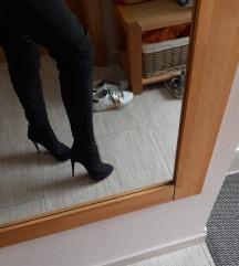 Visoke cizme s petom