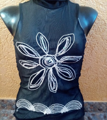 cvijet majica