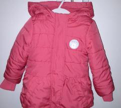 Baby center-jakna vel.92