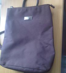 Mali smeđi ruksak