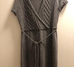 Playlife siva haljina/tunika