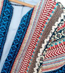 Zara tapestry kaput