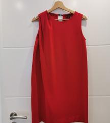 Crvena Mango haljina
