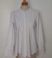 Max Mara pamučna bluza košulja majica