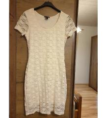 prljavo-bijela haljina