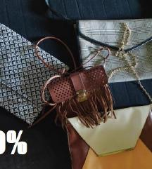 lot pismo torbi 3+1 gratis %55kn%