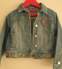 EXIT jeans jakna - vel.104