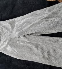 Zara svjetlucave hlače, vel S