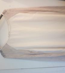Bijela prozirna majca