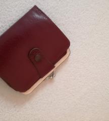 Novi bordo kožni novčanik