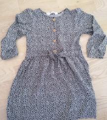 H&M haljina 110 NOVO
