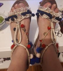 Ljetne sandale REZZ