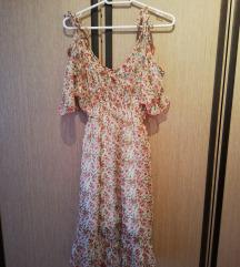 Lagana cvjetna haljina S/M
