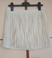 Zara suknja sa resama (60 kn)