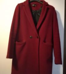 Zara vuneni kaput muškog kroja