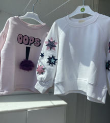 Sweater majice Zara djevojčice