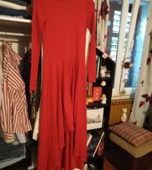Mai by Majda crvena duga haljina
