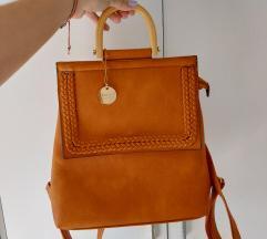 Konjak ruksak nosiv na 3 nacina REZZ