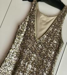 ✨💫Zara haljina od šljokica ✨💫