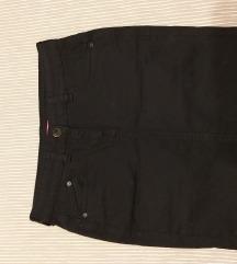 S OLIVER XS 34 crni jeans