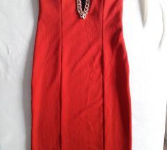 Haljina crvena