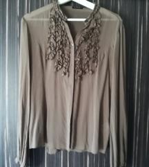 Svilena košulja SISLEY