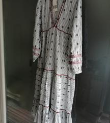 Nova Zara haljina s etiketom, vel. XL