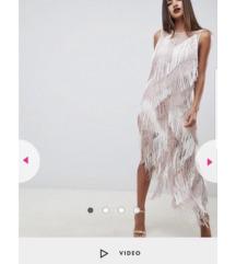 Asos haljina na resice