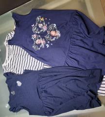 HM haljine vel.134/140(8-10)