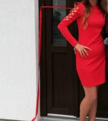 Haljina  crvena mohito xs