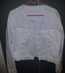 Zara jeans jakna